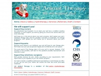 121animaltherapy.co.uk