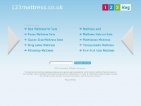 123mattress.co.uk