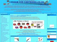12gramco2cartridge.co.uk