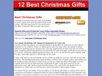 12bestchristmasgifts.co.uk