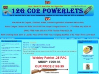 12gco2powerlets.co.uk