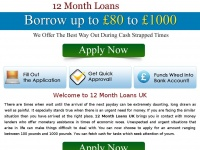 12monthloansuk.co.uk