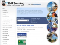 1stcalltraining.co.uk