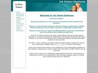 1stchoicedentures.co.uk