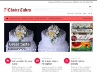 1stchoicecakes.co.uk