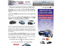 brockleycarhire.co.uk