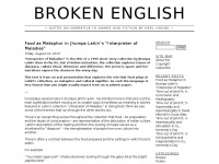 brokenenglish.co.uk