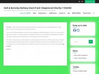 hullandbarnsleyrailway.org.uk