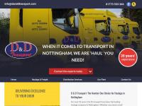danddtransport.com