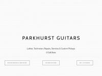 parkhurstguitars.com