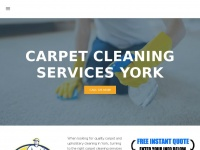 cleaningcarpetyork.co.uk