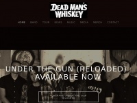 deadmanswhiskey.co.uk
