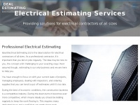 electricalestimatingservices.co.uk