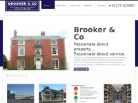 brookerandco.co.uk