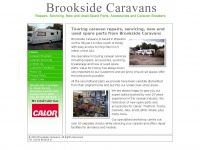 brooksidecaravans.co.uk