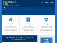brosnanremovals.co.uk