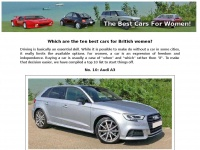 bestcarsforwomen.co.uk
