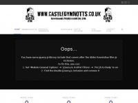 castlegymnotts.co.uk
