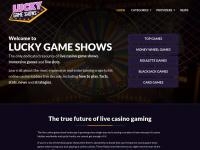 luckygameshows.com