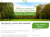 halifaxtreeservices.co.uk