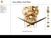 Bruceaitken-clockmaker.co.uk