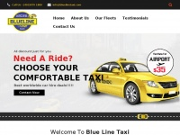 bluelinetaxiairdrie.com