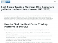 theforexbroker.co.uk