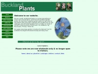 Bucklandplants.co.uk