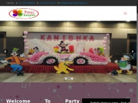 partydecorationsjaipur.in