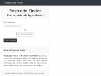 postalcodefinder.co.uk