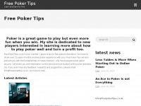 freepokertips.co.uk