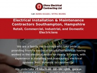 Ohmselectricalcontracting.co.uk