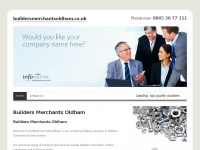 buildersmerchantsoldham.co.uk