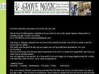 Grovemusicshop.co.uk