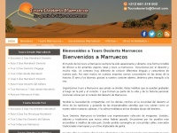 toursdesiertomarruecos.com