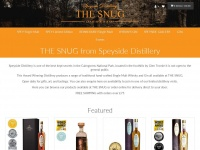 thesnugspeysidedistillery.co.uk
