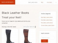 blackleatherboots.co.uk