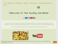 sundaygardener.co.uk