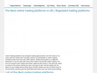 onlinetradingplatforms.co.uk