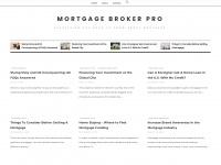 mortgagebrokerpro.co.uk