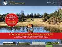 burleygolfclub.co.uk