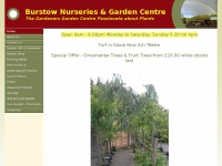 burstownurseries.co.uk