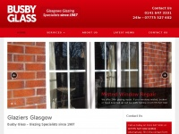 busbyglass.co.uk