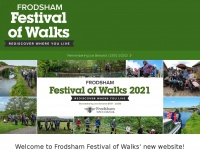 frodshamfestivalofwalks.uk
