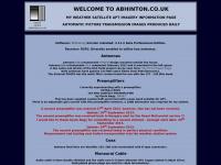 abhinton.co.uk
