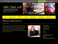 abletaxis.co.uk