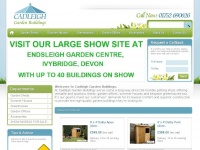 cadleighgardenbuildings.co.uk
