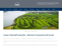 caernarfongolfclub.co.uk