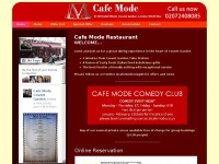 cafemode.co.uk