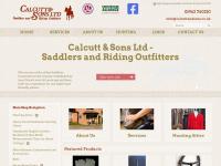 calcuttandsons.co.uk